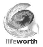 LW LogoB&W