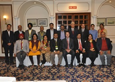 At the Indian Institute of Directors course for non executive directors, where I lectured